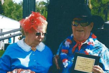 Curtis and Barbara Smith